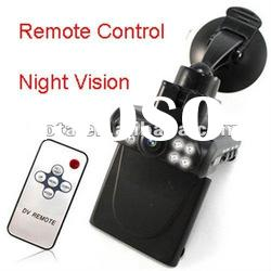 Night Vision Car Security Camera with Screen & Remote control CT-C156
