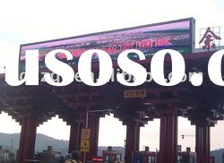 P12 led panels outdoor full color display