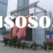 P12 outdoor full color led display screen for advertisement mobile video billboard