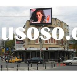 P20 outdoor full color ad. LED module display
