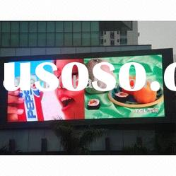 P20mm DIP RGB Outdoor full color building advertising led display