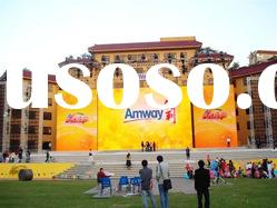 P25 full color outdoor giant LED Backdrop screen