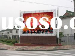 P25 full color outdoor led display board
