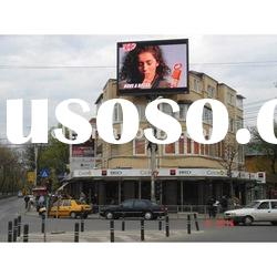 P25mm outdoor full color advertising led display