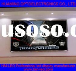 P6 full color indoor SMD led screen