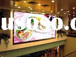 P6mm advertising indoor SMD led screen