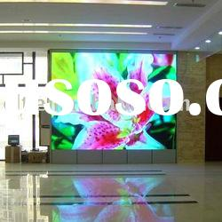 P7.62mm advertising indoor SMD led screen