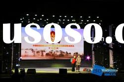 PH10 high brightness commercial advertising LED display screen(SMD3528)
