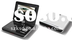 POPULAR 7 INCH PORTABLE DVD PLAYER