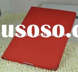PU Leather Case for iPad 3/New Ipad
