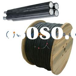 PVC insulated low voltage overhead cable