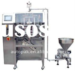 Packing machine for paste, packing machine for Liquid, packing machine line for sticky material