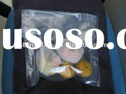 Plastic Vacuum Compressed Storage Bag for Food,TUV Approved