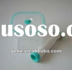 Plastic Vacuum Food Storage Container GL9513