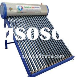 Pre-Heat and Pressurized Solar Water Heater