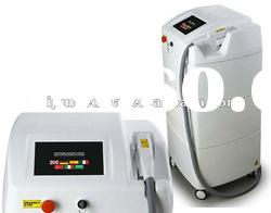 Professional IPL+YAG+RF laser equipment for hair and skin care