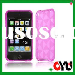 Protective TPU case for Apple iphone 4 case