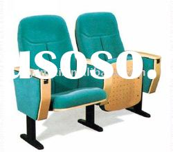 Public furniture of auditorium chair beach chairs folding