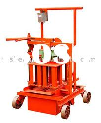 QMR2-45 small egg laying hollow block making machine