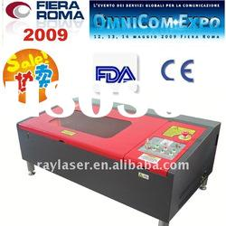 RL3060GU CO2 mini desktop Laser engraver, Laser engraving cutting machine