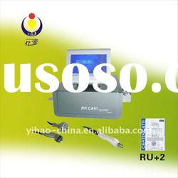 RU+2 Hot Price Tripolar RF & Cavitation Slimming Beauty Salon Equipment