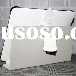 Real /Genuine Leather Case for iPad,with stand function