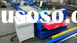 Roof and wall panel roll forming machine XF6-115-1130
