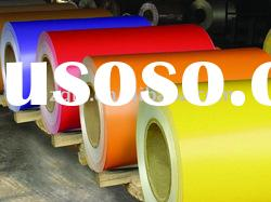 Roofing Materials- Color Coated Aluminum Coil