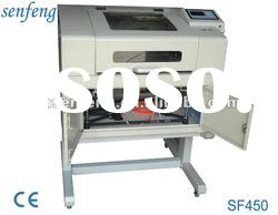 SF450 desktop wood Laser cutting machine
