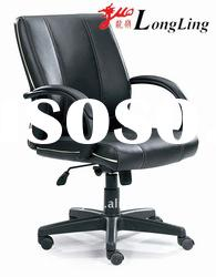 SF-9136B leather low back office chair modern design