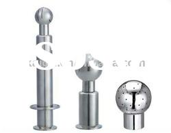 Sanitary Stainless Steel Fixed Tube Cleaning&Sourcing Ball