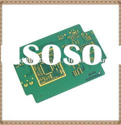 Shenzhen printed Circuit board for electronic products with ISO/UL/ROHS/SGS