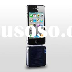 Solar Charger Solar Power Bank for iPhone4/iPhone 4S/iPod