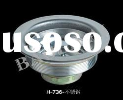 Stainless Steel Basin Sink Strainer
