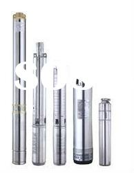 Stainless Steel Submersible Deep-Well Water Pump