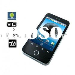 Star A3000 Cell Phone Android 2.1 dual sim Mobile GPS Wifi TV