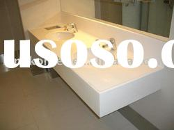 Superior Quality Artificial Stone Vanity Top/Granite Vanity top
