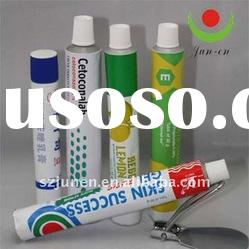 Toothpaste Aluminum Packaging Tubes