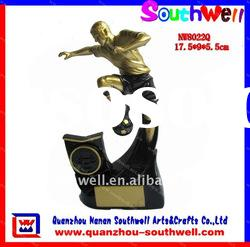 Trophies Made In China Football Figurine Awards