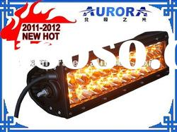 Truck off road 4x4 Amber Led Light Bar, working light(ALO-10PE)