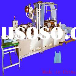 Ultrasonic automatic bag making machine