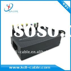 Universal 100W AC/DC adapter for laptop