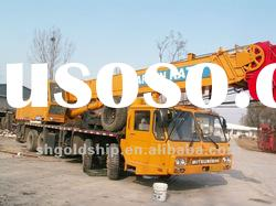 Used 80% new original Kato 40t NK400E truck crane