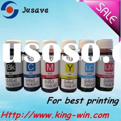 Water based ink/Dye ink for HP inkjet printer 70ml 100ml 500ml 1000ml 1L 25kg