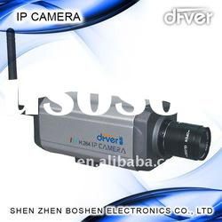 Wireless Box IP camera cctv surveillance waterproof cctv security system