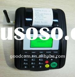 Wireless GSM SMS Printer Prevent U from Customer Lose
