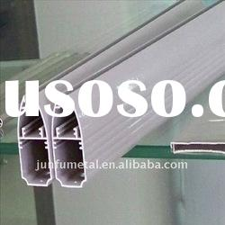 aluminum ornamental section and aluminum ornamental extrusion