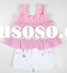 baby girl's dress, baby clothing sets,baby wear