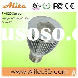 cUL UL Dimmable PAR20 LED Lights Samsung LED Best Price Performance Ratio