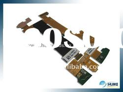 cell phone parts of flex cable for blackberry 9800 Torch with 10months warranty